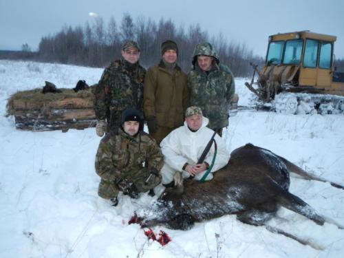 Охота в Тверской области 2016